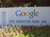 Google gains page visiteur