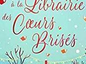 agendas Découvrez Noël librairie coeurs brisés d'Annie Darling