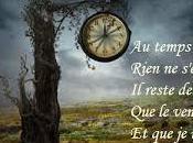 temps passe...