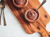 Mousse chocolat sans oeufs {vegan}
