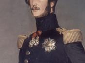L'accident mortel d'Orléans, héritier Louis-Philippe