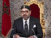 Sahara, l'Afrique Maghreb centre discours Maroc mercredi