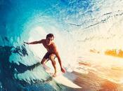 SURF: C'est surtout l'épaule prend coup
