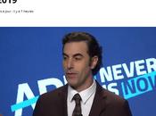Discours Sacha Baron Cohen l'#ADL racines haine, responsabilité entreprises d'Internet #NOHaters