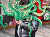 illustrateur photographe s'associent pour matérialiser monstres cachent dans smartphones