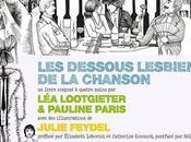 Nouvelle parution dessous lesbiens chanson, Lootgieter Pauline Paris