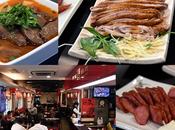 nouilles nourriture familiale menu Gourmand Guide Michelin Taipei 2019