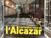 rendez-vous l'Alcazar déjeuners culturels Saint-Germain-des-Prés- livre attendu