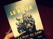 """spectacle Nuit Cerf"""" Cirque Roux Théâtre Libre"""