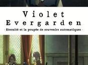 Violet Evergarden, film sortie limitée salles janvier 2020