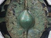 bouclier celtique exceptionnel découvert Angleterre