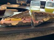 CEDRIC GROLET sandwichs sont train d'être montés l'expérience désastreuse avec gourou pâtisserie parisienne