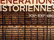 Deux siècles générations d'historiens français