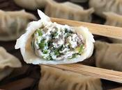 Jiaozi (gyoza) porc aneths 猪肉茴香水饺