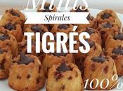 Minis spirales FLEXIPAN INSPIRATION Tigrés