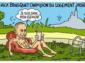 Frédérick Bousquet champion logement indigne !...