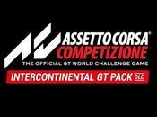 Assetto Corsa Competizione pack Intercontinental aujourd'hui disponible