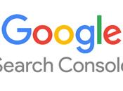 Google Search Console nouvelle version, changé
