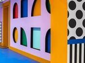 maison tout LEGO Camille Walala