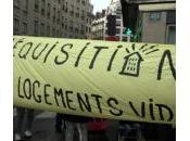 Réquisition immeubles vides Paris