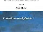 faut bleu sous tombes Caroline Valentiny, Albin Michel