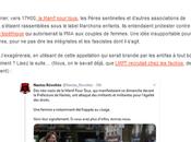 retrouvé l'auteur l'agression d'une militante LGBTQ #Nantes #LMPT