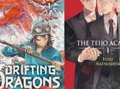Nouveautés manga mars 2020 lire