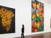 Karin Kneffel musée Frieder Burda