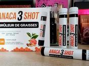 Découverte d'ANACA3 Shot Brûleur graisses!