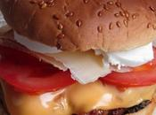 Burger fromages