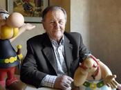 Albert Uderzo, génial dessinateur aventures d'Astérix nous quitté