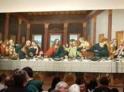 Retour l'exposition Leonard Vinci musée Louvre