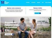 Avec Panier Bleu commerçants Québec vitrine numérique universelle pour encourager l'achat local