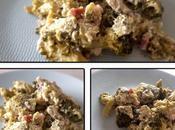 Brocolis crème lardon