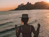 Ipanema, l'une plus belles plages Brésil