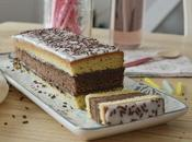 gâteau façon Napolitain