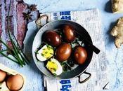 Œufs Rôtis mauriciens (Dizef roti créole) mets visuel très curieux mais goût fameux