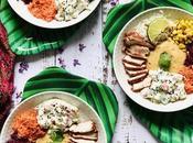Tandoori Chicken Bowl revisite Poké