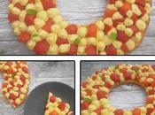 Tarte fraises citron menthe