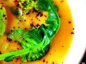 Soupe légumes brocoli