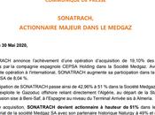 Sonatrach devient actionnaire majoritaire gazoduc Medgaz