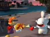 Quand lapins mettent bazar chez Mario