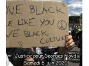 Justice pour Georges Floyd
