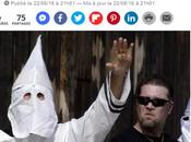 après mort George Floyd, spectre KKK… #racisme #BLM #NoMoreTrump