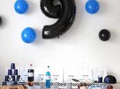 decoration anniversaire garcon
