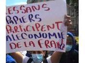 Marche travailleurs sans papiers