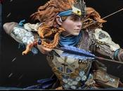 Horizon Zero Dawn Prime dévoile magnifique figurine d'Aloy 1099$