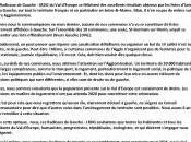 Radicaux Gauche – LRDG d'Europe appellent rassemblement gauche territoire l'Agglomération