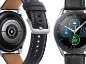 Fuite Galaxy Watch sait tout grâce vidéo