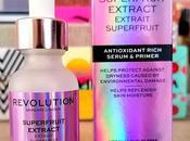 Revolution Skincare Superfruit Extract Sérum Antioxydant Primer (revue avis)